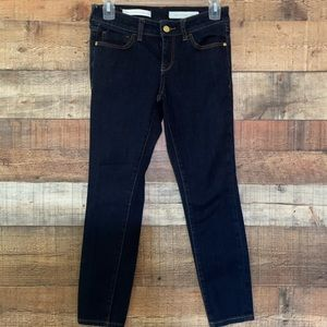Pilcro and the Letterpress stet jeans, 25 petite